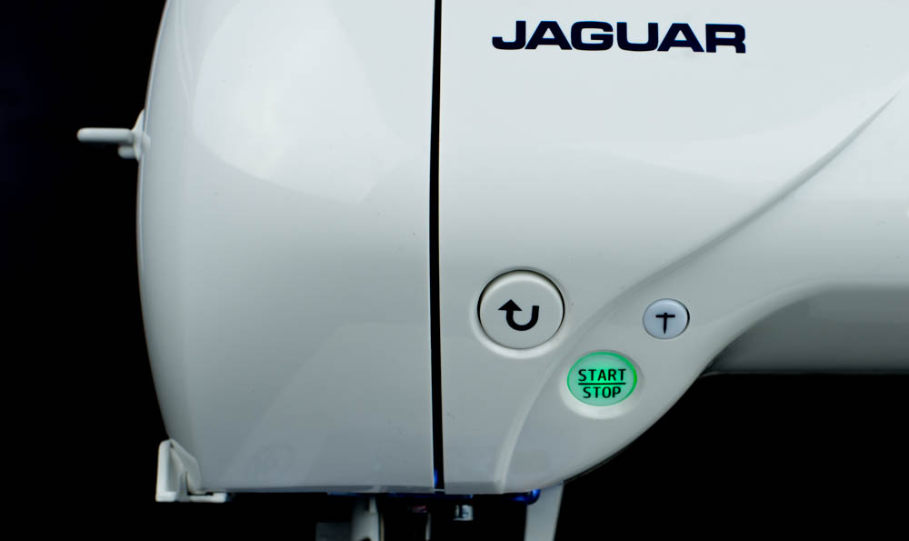 Jaguar Sewing Machines NSS_5038