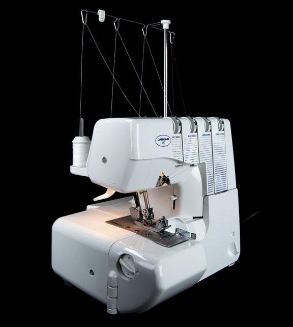 Jaguar Sewing Machines overlocker model 487 image 3