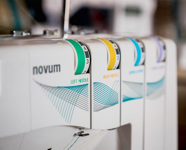 Jaguar Novum 486 overlocker machine
