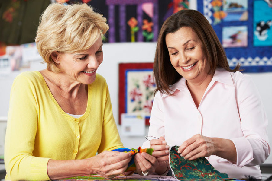 New to sewing? Here are some ideas to get you started
