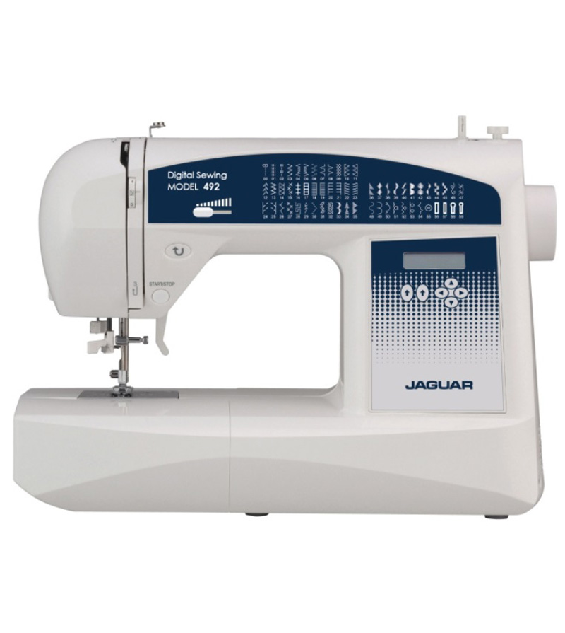 Jaguar 492 sewing machine