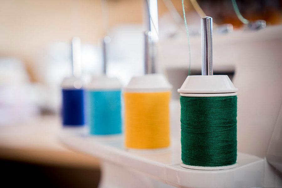 Overlocker serger sewing tips