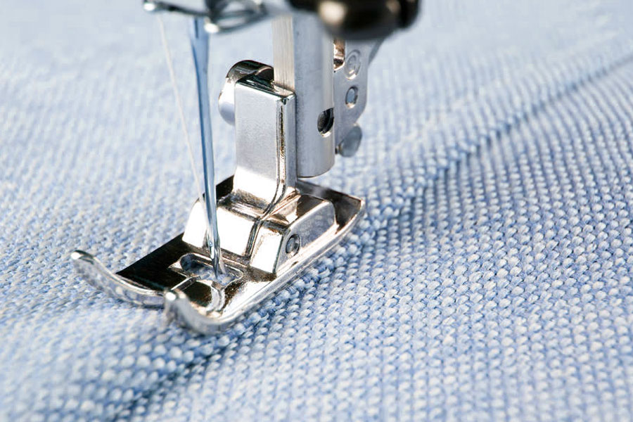 Introduction to sewing machine feet