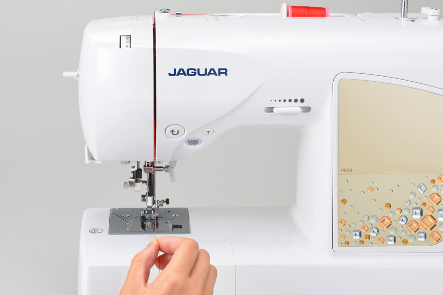 Jaguar DQS 405 sewing machine review
