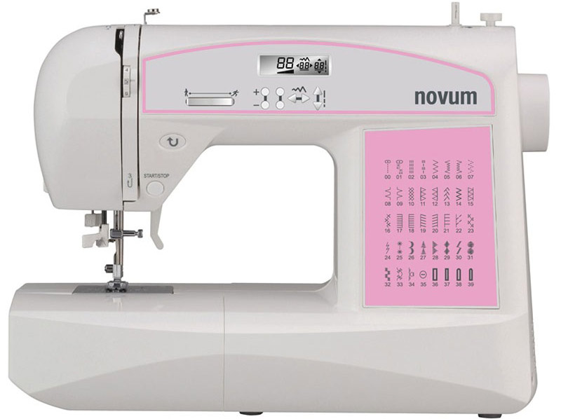 Jaguar Novum Craft 590 sewing machine