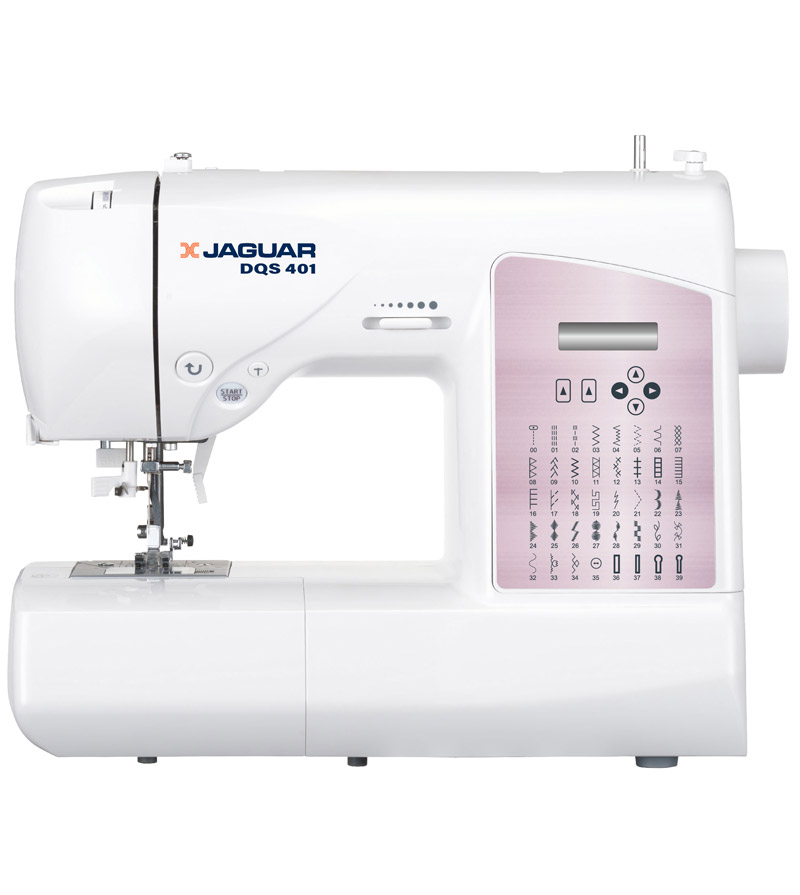 Features of the Jaguar DQS401 sewing machine