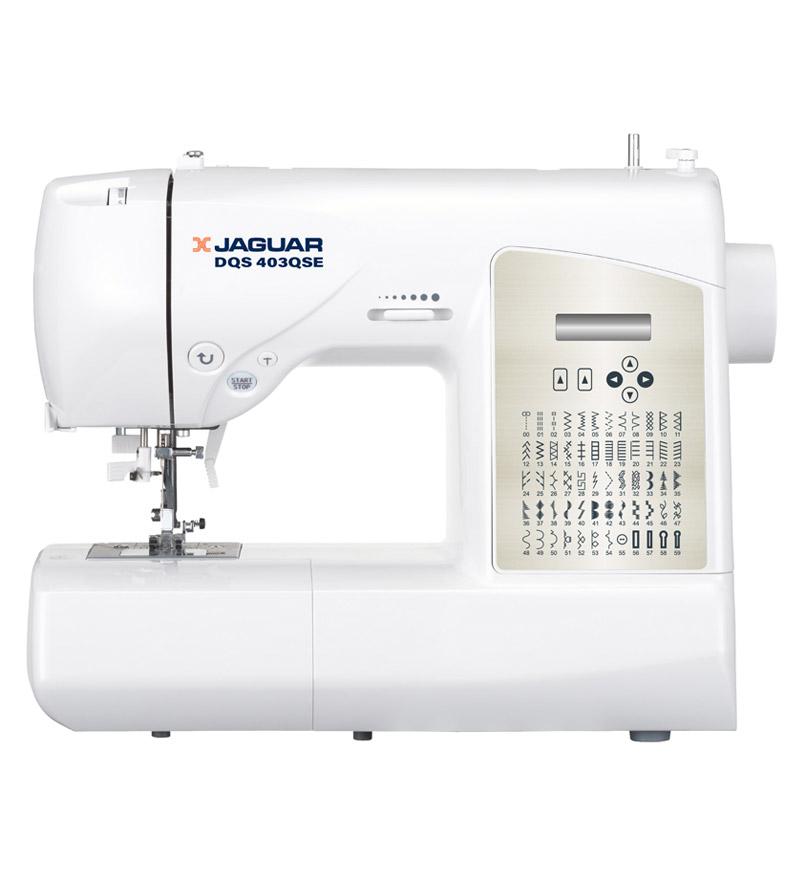 Features of theJaguar DQS403SE sewing machine