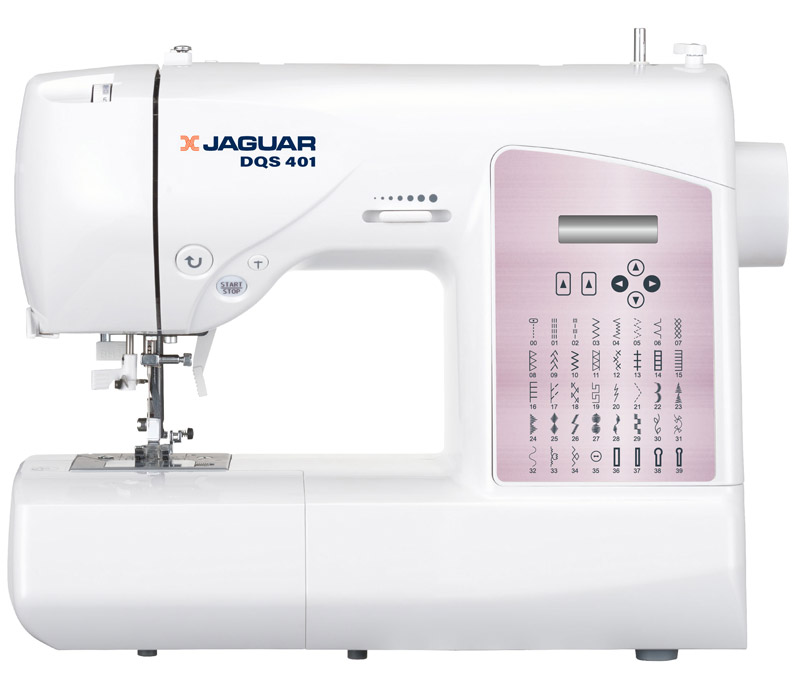 Jaguar DQS 401 sewing machine