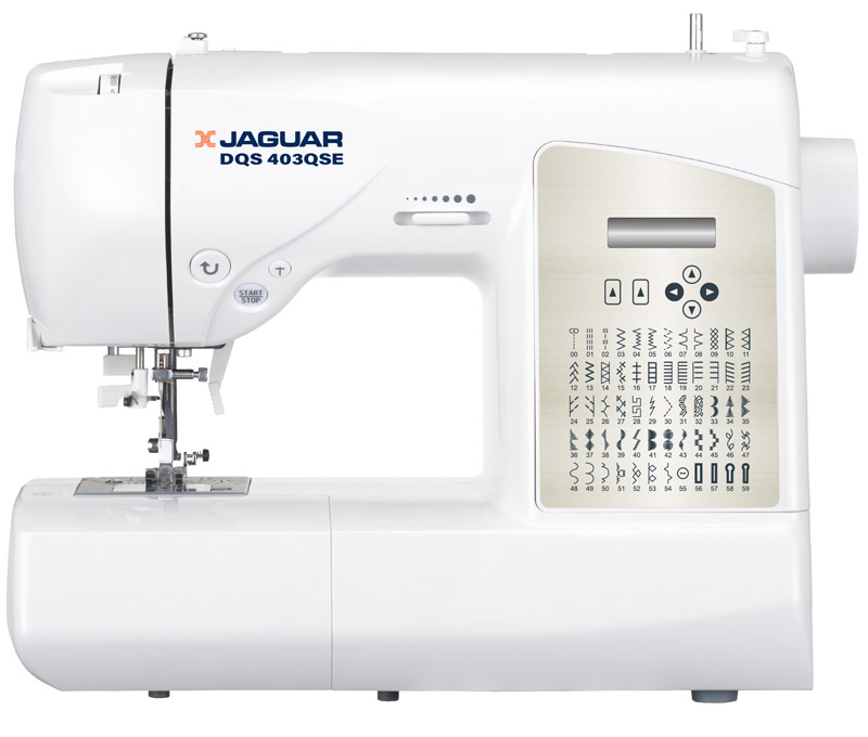 Jaguar DQS 403QSE sewing machine