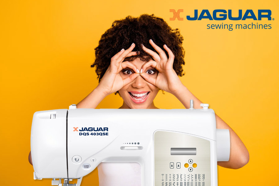 Review of the Jaguar DQS403SE sewing machine